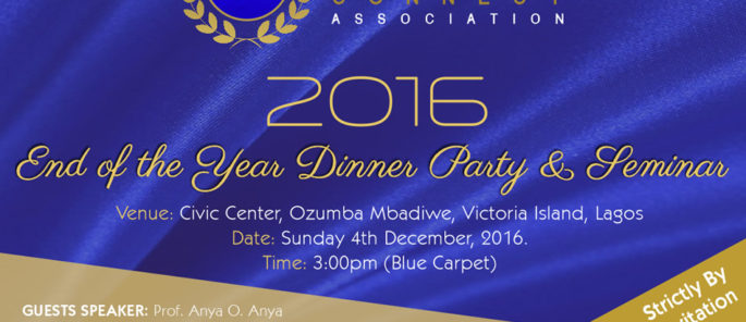 Umu Aba Connect Association 2016 End Of The Year Party